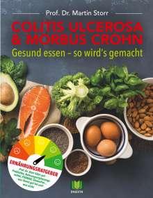 Martin Storr: Colitis ulcerosa & Morbus Crohn, Buch