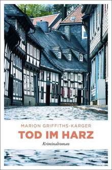 Marion Griffiths-Karger: Tod im Harz, Buch