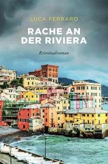 Luca Ferraro: Rache an der Riviera, Buch