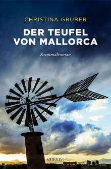 Christina Gruber: Der Teufel von Mallorca, Buch