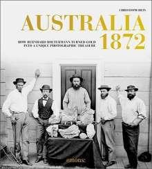 Christoph Hein: Australia 1872, Buch