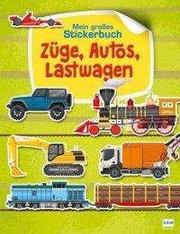 Ilaria Barsotti: Züge, Autos und Lastwagen, Buch
