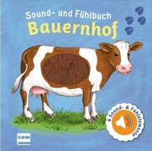 Svenja Doering: Sound- und Fühlbuch Bauernhof (mit 6 Sounds und Fühlelementen), Buch