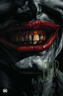 Brian Azzarello: Batman Deluxe: Joker, Buch