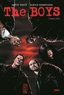 Garth Ennis: The Boys: Gnadenlos-Edition, Buch