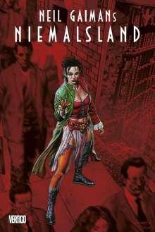 Mike Carey: Neil Gaimans Niemalsland, Buch
