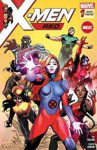 Tom Taylor: X-Men: Red, Buch