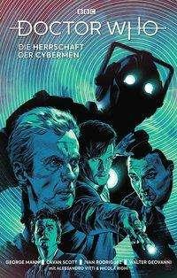 Georg Mann: Doctor Who - Die Herrschaft der Cybermen, Buch