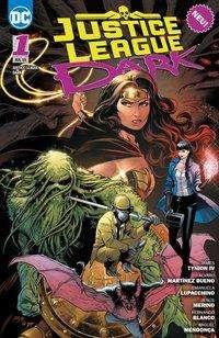 James Tynion Iv: Justice League Dark, Buch