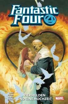 Dan Slott: Fantastic Four - Neustart, Buch