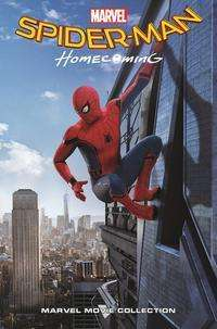 Will Pilgrim: Marvel Movie Collection: Spider-Man: Homecoming, Buch