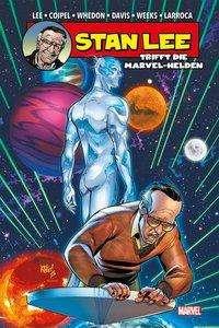 Stan Lee: Stan Lee trifft die Marvel-Helden, Buch