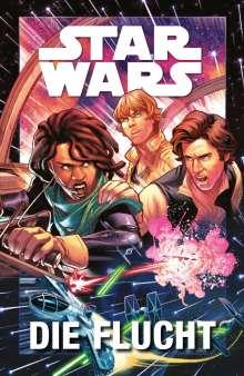 Kieron Gillen: Star Wars Comics: Die Flucht, Buch
