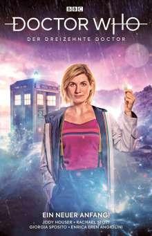 Jody Houser: Doctor Who - Der dreizehnte Doctor, Buch