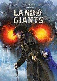 Jan Cronauer: Land of Giants, Buch