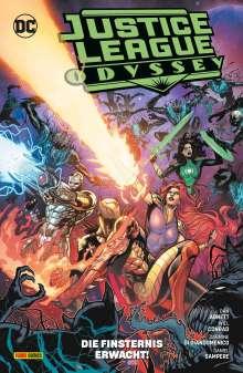 Dan Abnett: Justice League Odyssey, Buch