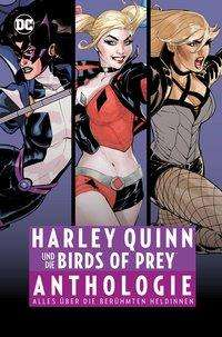 Chuck Dixon: Harley Quinn und die Birds of Prey Anthologie, Buch