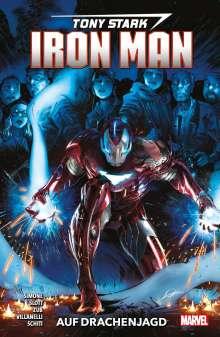 Dan Slott: Tony Stark: Iron Man, Buch