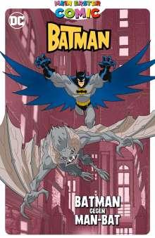 Matthew K. Manning: Mein erster Comic: Batman gegen Man-Bat, Buch