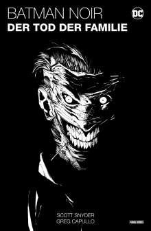 Scott Snyder: Batman Noir: Der Tod der Familie, Buch