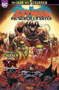 Andy Kubert: Sonderband Batman: Bane City - Die geheimen Akten, Buch