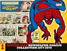Stan Lee: Spider-Man Newspaper Comics Collection, Buch