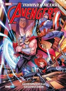 Matthew K. Manning: Marvel Action: Avengers, Buch