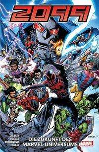 Nick Spencer: Marvel 2099, Buch