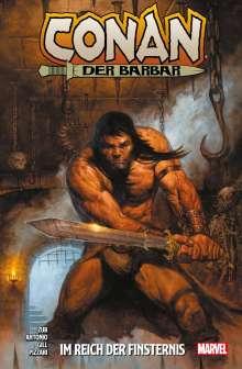 Jim Zub: Conan der Barbar, Buch