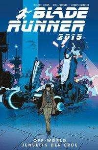 Michael Green: Blade Runner 2019, Buch