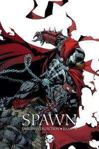 Will Carlton: Spawn Origins Collection, Buch