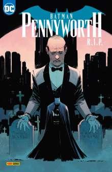 Tom King: Batman Sonderband: Pennyworth R.I.P., Buch