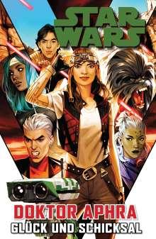 Alyssa Wong: Star Wars Comics: Doktor Aphra, Buch