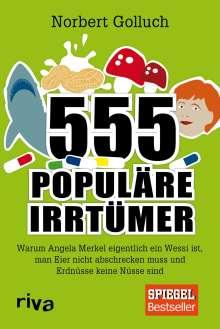 Norbert Golluch: 555 populäre Irrtümer, Buch