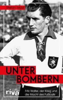 Stefan Mayr: Unter Bombern, Buch