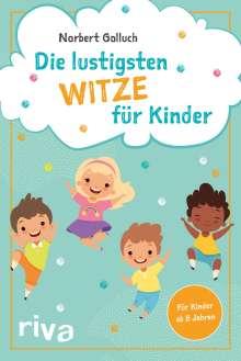 Norbert Golluch: Die lustigsten Witze für Kinder, Buch