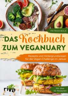 Das Kochbuch zum Veganuary, Buch