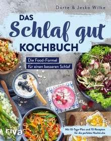 Jesko Wilke: Das Schlaf-gut-Kochbuch, Buch