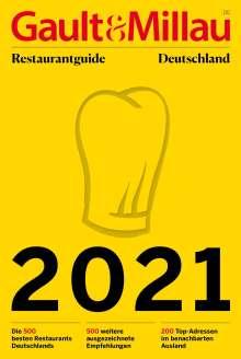 Christoph Wirtz: Gault&Millau Restaurantguide Deutschland 2021, Buch