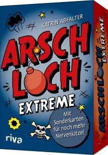 Katrin Abfalter: Arschloch, Diverse