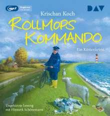Rollmopskommando, MP3-CD