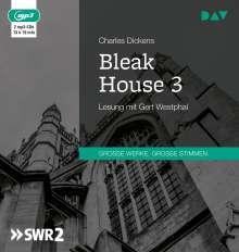 Charles Dickens: Bleak House 3, 2 CDs