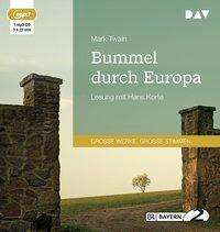 Mark Twain: Bummel durch Europa, CD