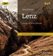 Georg Büchner: Lenz, CD