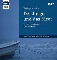 Tschingis Aitmatow: Der Junge und das Meer, MP3-CD