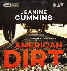 Jeanine Cummins: American Dirt, 2 MP3-CDs