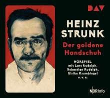 Heinz Strunk (geb. 1962): Der goldene Handschuh. CD, CD