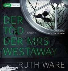 Ruth Ware: Der Tod der Mrs Westaway, MP3-CD