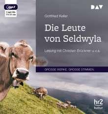 Gottfried Keller: Die Leute von Seldwyla, 2 Diverse