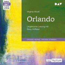 Virginia Woolf: Orlando, MP3-CD